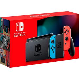 Consola NINTENDO Switch (Joy-Con Neon Red/Blue) HAD