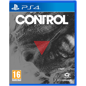 CONTROL Deluxe Edition PS4