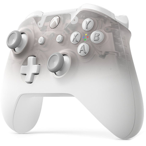 Controller wireless MICROSOFT Xbox One Phantom White Special Edition