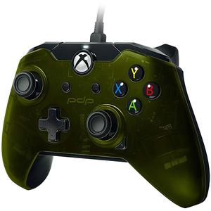 Controller cu fir PDP pentru Xbox One/ Xbox One S/ Xbox One X/Windows, Green