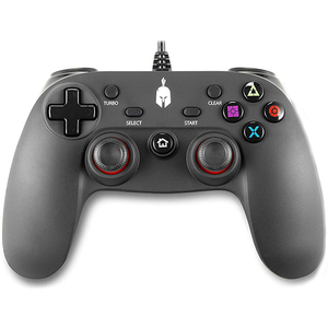 Controller Spartan Gear Oplon PC/PS3, negru