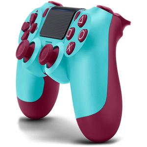 Controller wireless SONY PlayStation DualShock 4 V2, Berry Blue