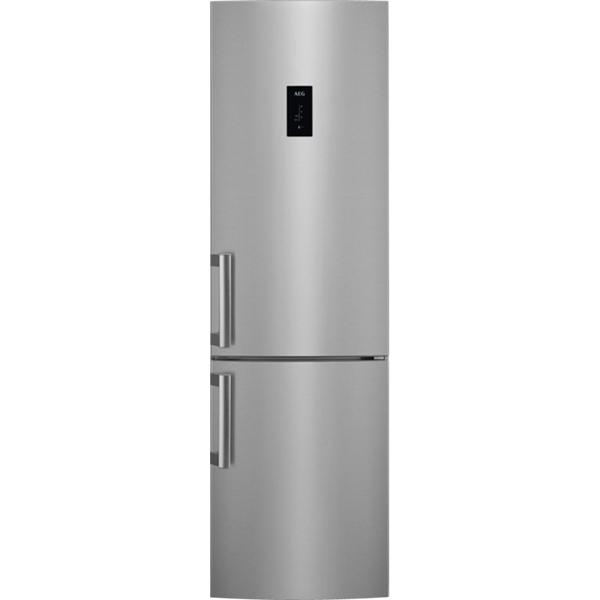 Combina frigorifica AEG RCB63726OX, Frost Free, 334 l, H 200.5 cm, Clasa A++, Twintech, inox