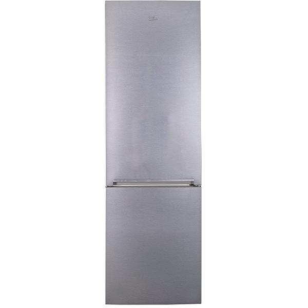 Combina frigorifica BEKO RCSA400K30XB, 388 l, 201 cm,  A++, argintiu