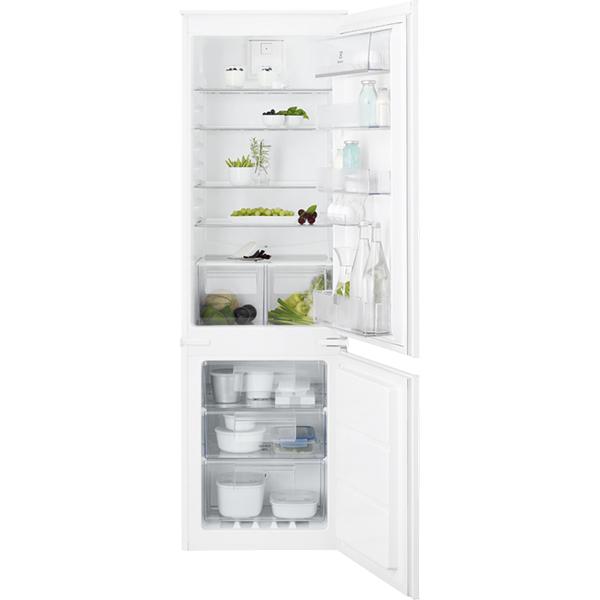 Combina frigorifica ELECTROLUX ENN2851AOW, 253 l, 177.2cm, A+