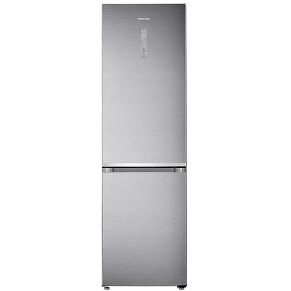 Combina frigorifica SAMSUNG RB41J7235SR/EF, No Frost, 410 l, H 201.7 cm, Clasa A++, All-Around Cooling, argintiu