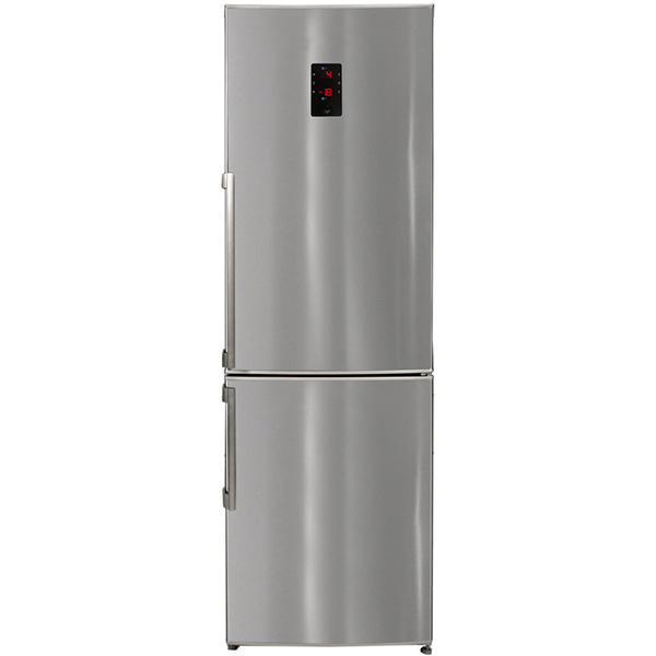 Combina frigorifica TEKA NFE2 320, No Frost, 287 l, H 186 cm, Clasa A+, inox