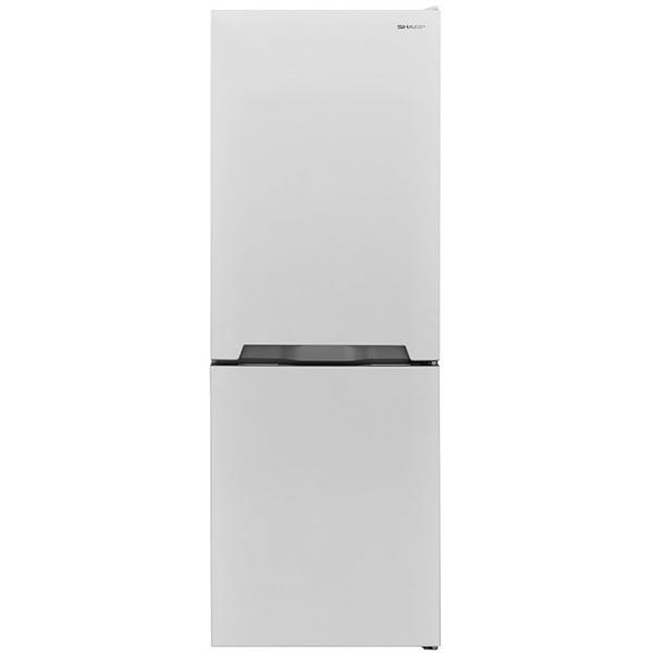 Combina frigorifica SHARP SJ-BB02DTXW1, 230l, 152 cm, A+, alb