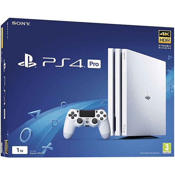 Consola SONY Playstation 4 Pro (PS4 Pro) 1TB, White, G - Chassis