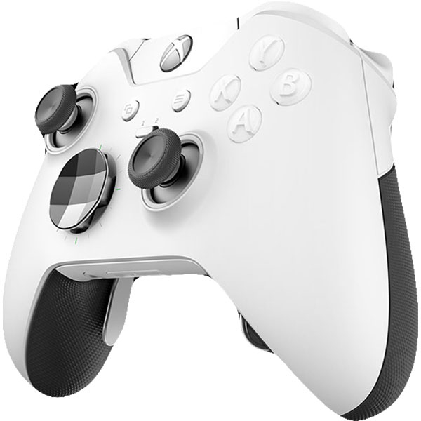 Controller wireless MICROSOFT Xbox One Elite - White Special Edition