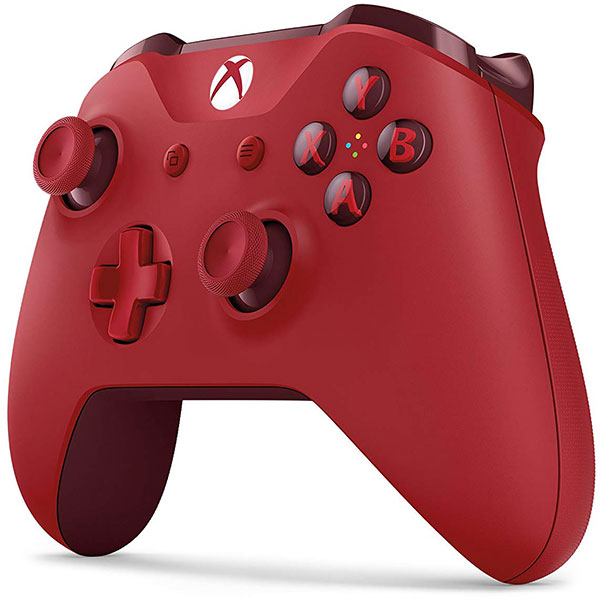 Controller wireless MICROSOFT Xbox One - Red