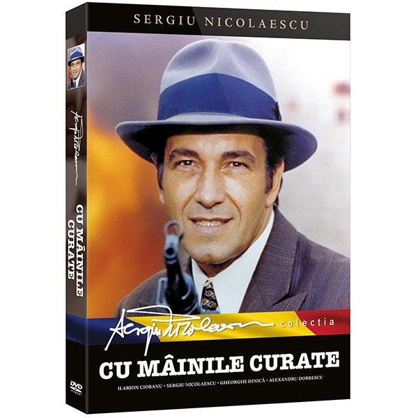 Cu mainile curate Editie Speciala DVD