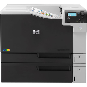 Imprimanta laser color HP LaserJet Enterprise M750n, A4, USB, Retea