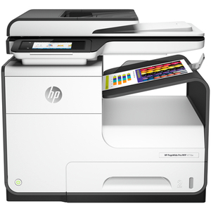 Multifunctional laser color HP PageWide Pro 477dw, A4, USB, Wi-Fi, Retea