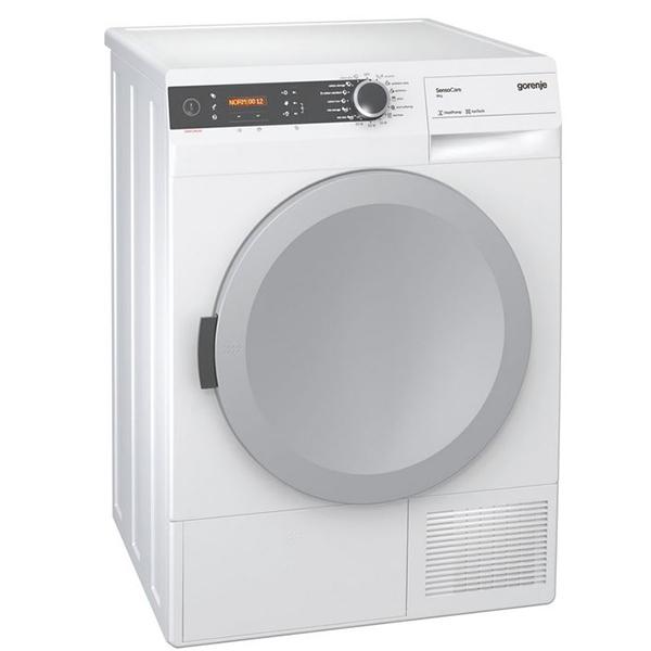 Uscator de rufe GORENJE D8665N, 8Kg, A++, alb