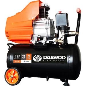 Compresor DAEWOO DAC24D, cu ulei, 24 litri, 2 CP, 8 Bar