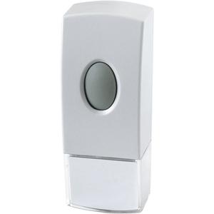 Buton pentru sonerie fara fir HOME DBP 01, 3V, alb