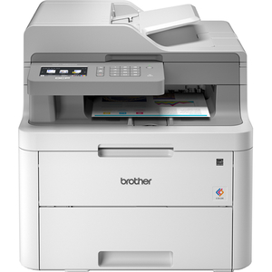 Multifunctional laser color BROTHER DCP-L3550CDW, A4, USB, Retea, Wi-Fi