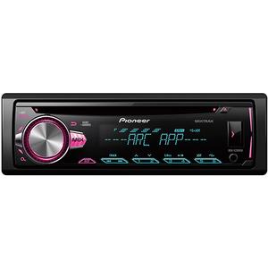 CD player auto PIONEER DEH-S2000UI, 4x50W, USB, Display multicolor