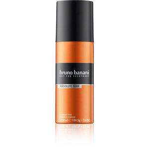 Deodorant spray BRUNO BANANI Absolute, pentru barbati, 150ml