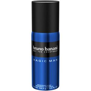 Deodorant spray BRUNO BANANI Magic Man, pentru barbati, 150ml