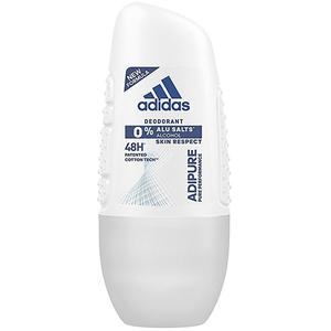 Deodorant roll-on antiperspirant ADIDAS Adipure, pentru femei, 50ml