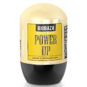 Deodorant stick BIOBAZA Power up, 50ml