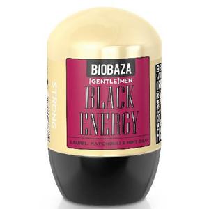 Deodorant stick BIOBAZA Black Energy, 50ml
