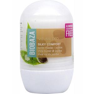 Deodorant stick BIOBAZA Silky Comfort, 50ml