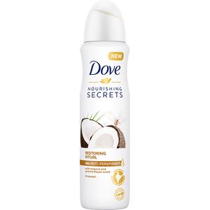 Deodorant spray antiperspirant DOVE Coconut Jasmine, 150ml