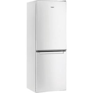 Combina frigorifica WHIRLPOOL W5 711E W, Direct Cool, 308 l, 176 cm, A+, alb