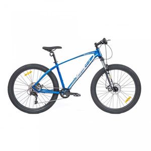 Bicicleta Mountain Bike PEGAS Drumuri Grele 17, Albastru-Alb