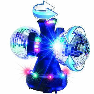 Lampa disco cu LED HOME DL 210L, 12V, multicolor