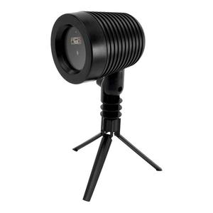 Proiector laser cu telecomanda HOME DL IP 3, IP44, negru