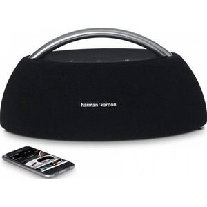 Boxa portabila HARMAN KARDON Go + Play, 4x25W, Bluetooth, negru
