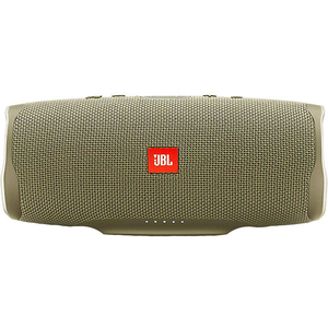 Boxa portabila JBL Charge 4 JBLCHARGE4SAND, Bluetooth, Waterproof, Powerbank, Bass Radiator, bej
