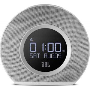 Radio cu ceas JBL Horizon, Bluetooth, alb