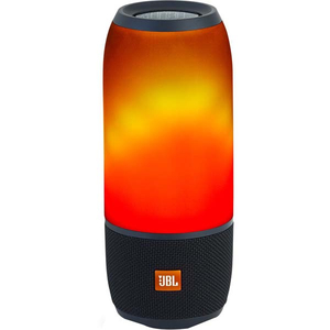 Boxa portabila JBL Pulse 3, Bluetooth, Waterproof, Sunet 360, negru