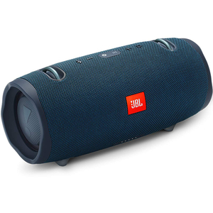 Boxa portabila JBL Xtreme 2, Bluetooth, Waterproof, Powerbank, Bass Radiator, albastru