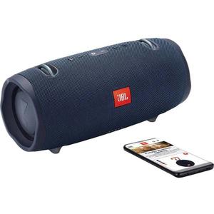 Boxa portabila JBL Xtreme 2, Bluetooth, 40W, IPX7, albastru
