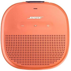 Boxa portabila BOSE Soundlink Micro, Bluetooth, Portocaliu
