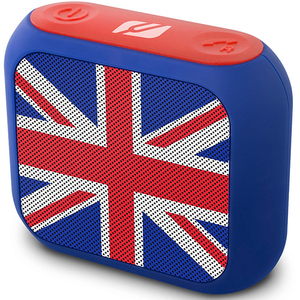 Boxa portabila MUSE M-312 BTK British, Bluetooth, Blue