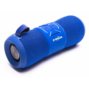 Boxa portabila E-BODA Pro Sound, Bluetooth, Waterproof, albastru