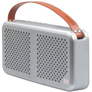 Boxa portabila PROMATE Radiant, Waterproof, NFC, Bluetooth, argintiu