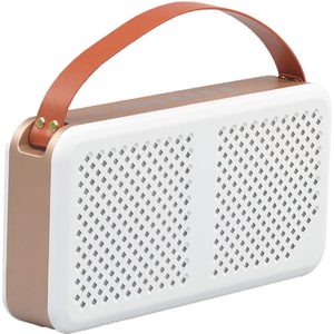 Boxa portabila PROMATE Radiant, Waterproof, NFC, Bluetooth, alb