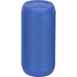 Boxa portabila PROMATE Silox, Bluetooth, MicroSD, Waterproof, Radio FM, True Wireless, albastru