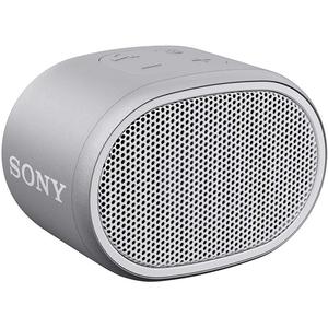 Boxa portabila SONY SRS-XB01W, Bluetooth, EXTRA BASS, Rezistenta la stropire, alb