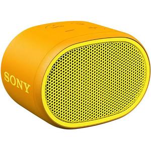 Boxa portabila SONY SRS-XB01Y, Bluetooth, EXTRA BASS, Rezistenta la stropire, galben