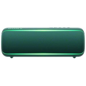 Boxa portabila SONY SRS-XB22, EXTRA BASS, Bluetooth, NFC, Wireless, Party Booster, Wireless Party Chain, LIVE SOUND, Waterproof, Verde