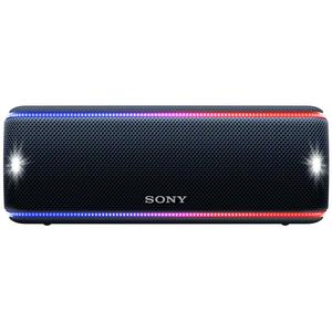 Boxa portabila SONY SRS-XB31B, EXTRA BASS, Bluetooth, NFC, Wireless, Party Booster, Wireless Party Chain, LIVE SOUND, Waterproof, Negru
